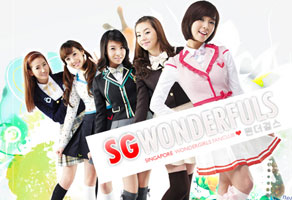 Sgwonderfuls – Wonder Girls Singapore fanclub